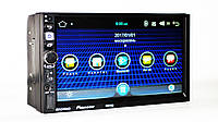 Магнитола Pioneer 8702 2din Android GPS + WiFi + 4Ядра