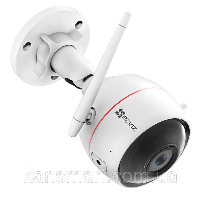 2 Мп Wi-Fi IP камера с двусторонней аудиосвязью и сиреной EZVIZ CS-CV310-A0-1B2WFR (2.8 мм)