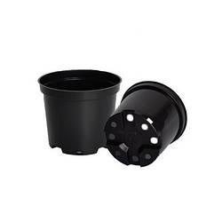 Горшок для рассады черный 80 л