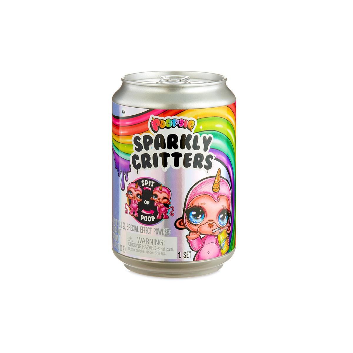 Набор POOPSIE Surprise Sparkly Critters Питомец с Сюрпризами слайм 555780