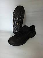 Тактические кроссовки черные