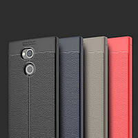 TPU чехол накладка Focus для Sony Xperia XA2 Plus (3 Цвета)