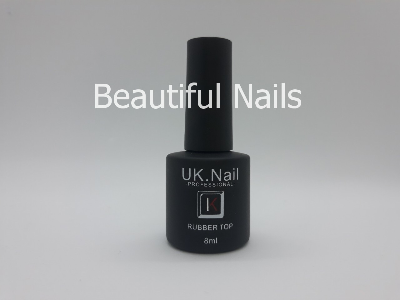 TOP для ногтей UK.Nail Rubber Top 8 мл.
