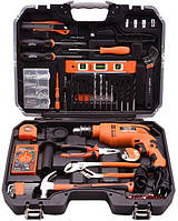 Мультифункциональный набор инструмента, 75 пр. Harden Tools 510875
