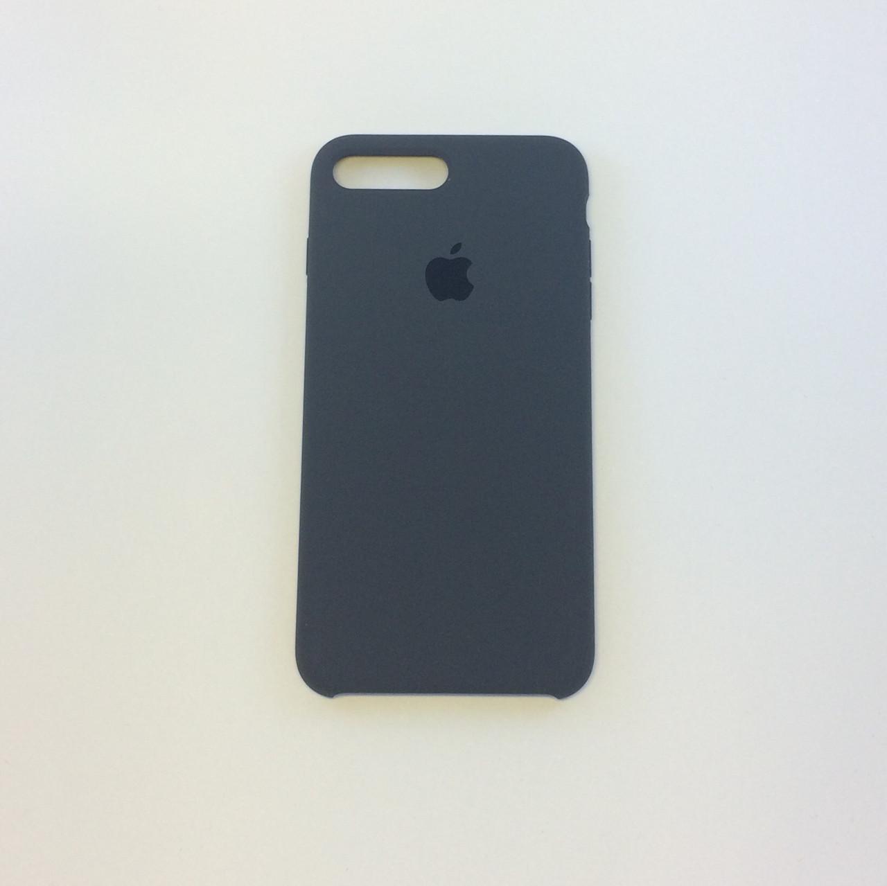 Силиконовый чехол для iPhone 7 Plus, - «мокрая галька» - copy original