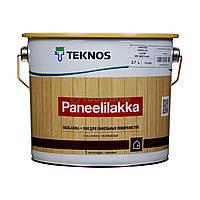 Лак водорозчинний панельний Teknos Paneelilakka 2.7 л