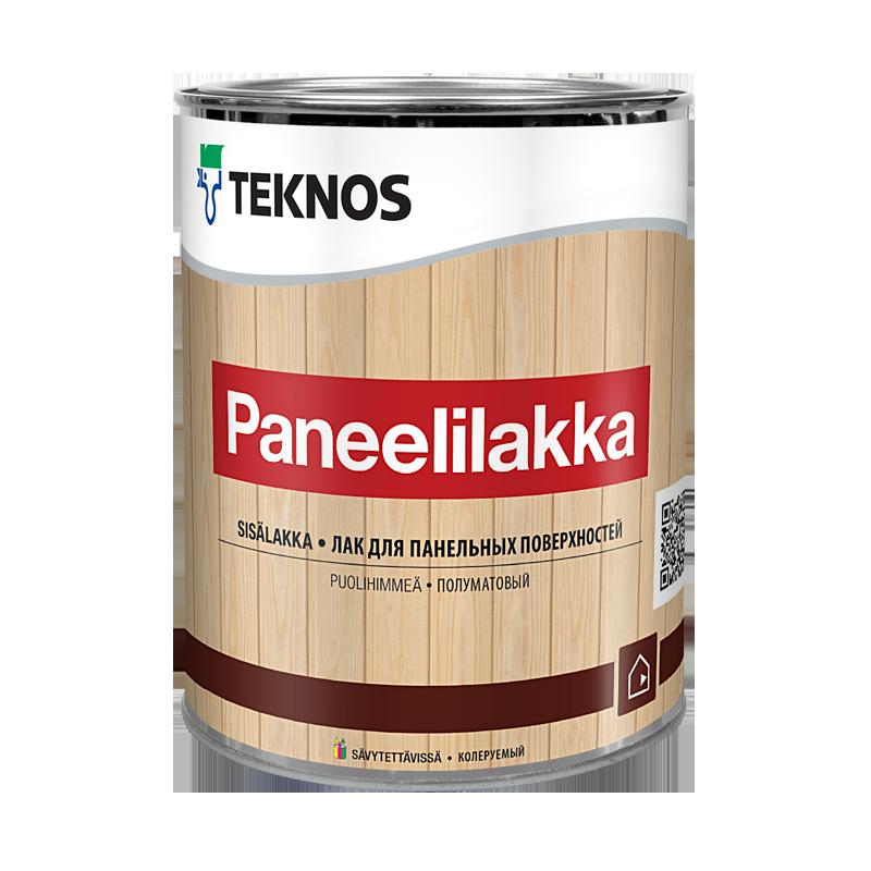 Лак водорозчинний панельний Teknos Paneelilakka 0.9 л
