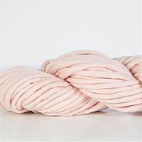 Толстая мериносовая пряжа Merino Mini, цвет Розовый Жемчуг