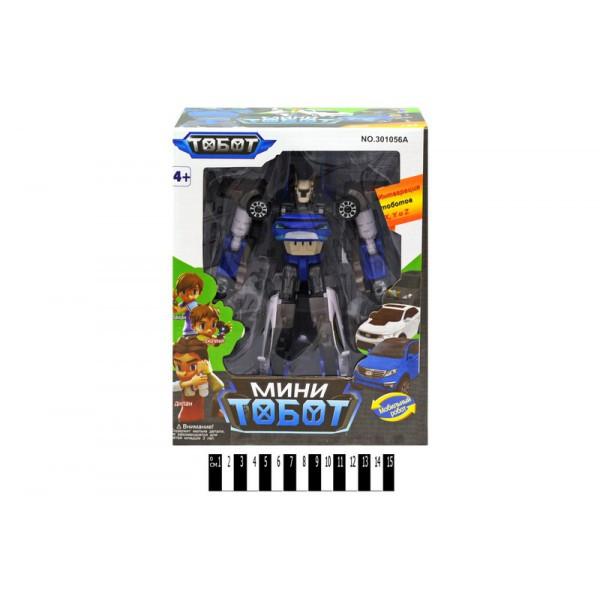Робот-трансформер Тобот Тритан TOBOT Tritan 3056A, 301056A, X Y Z