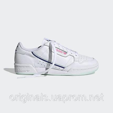 Женские кроссовки Adidas Continental 80 W G27725  , фото 2