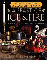 Книга Cookbook Game of Thrones Поваренная книга Игра престолов BL GT IF04