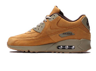 """Мужские кроссовки Nike Air Max 90 PRM """"Wheat""""(Реплика ААА+)"""