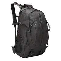 Тактический Рюкзак Штурмовой Военный Туристический PROTECTOR PLUS S412 на 35л Черный  (P412-1)