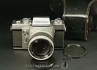 Topcon RE super  RE Auto-Topcor 5,8cm  f1,4  , фото 1