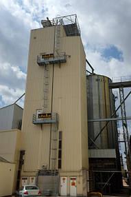 Страна: Чехия Тип: MDB-XN 2/17-SU Продукт: кукуруза Производительность: кукуруза: 37,0 т/ч. от 35% до 15%