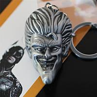 Брелок  Джокер Joker лицо JK10.101