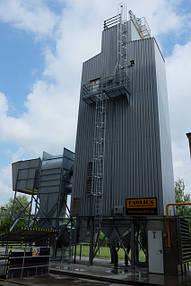 Страна: Чехия Тип: GDB-XN 1/11-S Продукт: Кукуруза, Пшеница Производительность: Кукуруза: около 13,0 т/ч. от 35% -> 15% Пшени́ца: около 50,0 т/ч. от 19% -> 15%