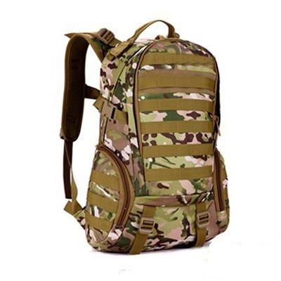 Рюкзак Военный Тактический Штурмовой Туристический PROTECTOR PLUS S416 на 30л Мультикам (S416-5)