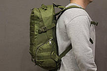 Рюкзак Военный Тактический Штурмовой Туристический PROTECTOR PLUS S416 на 30л Мультикам (S416-5), фото 3