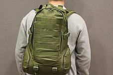 Рюкзак штурмовой тактический Тactic 30-35 л, фото 3