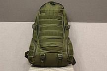 Туристический Тактический Штурмовой Военный Рюкзак PROTECTOR PLUS S416 на 30л Пиксель Хаки (S416-6), фото 3