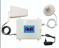 GSM 3G 4G репитер CNV усилитель мобильной связи 1800 МГц 2100 МГц KW20
