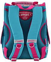 Рюкзак SMART 555930 каркасный для девочек PG-11 Funny owls Smart, фото 3