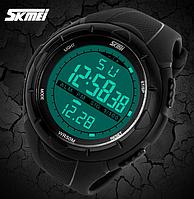 Наручные мужские часы светодиодные спортивные код 377