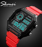 Наручные мужские часы светодиодные спортивные код 380