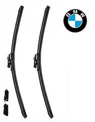 Оригинальный Комплект передних щеток стеклоочистителя до 10.2011 BMW X6 (E70, E71, E72) (61610034739)