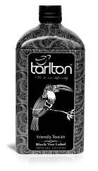Чай черный среднелистовой Тарлтон Friendly Toucan 150 г в жестяной банке