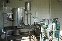 Линия производства травяных экстрактов, спиртовых и водных эмульсий
