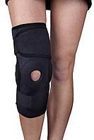 Ортез на коленный сустав со спиральными ребрами жесткости Алком 4054, р.1
