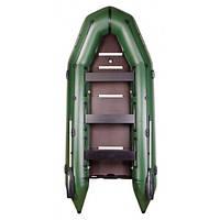 Надувная килевая моторная лодка Bark ВТ-420S