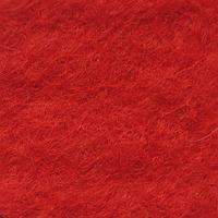 Фетр натуральный 1.3 мм, 20x30 см, КРАСНЫЙ, фото 1