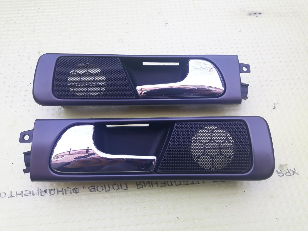 Ручка двери задней левой правой внутренняя салона ауди а6 с5 audi a6 c5 4B0839019 4B0839020
