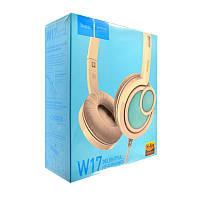 Наушники MP3 Hoco W17 white