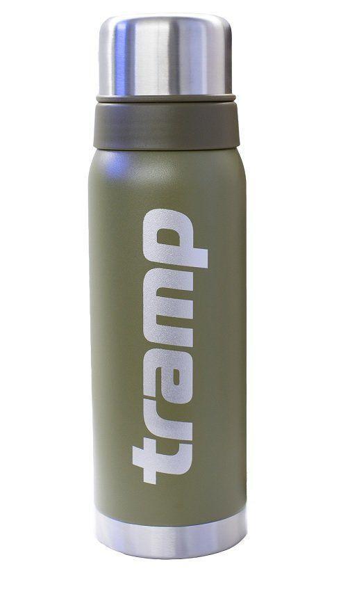 Термос Tramp 0,75 л TRC-031, олива