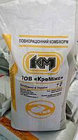 Комбікорм для кролів з травяним борошном від 30 днів ПК-90  Люкс 25 кг. ( Кремікс )