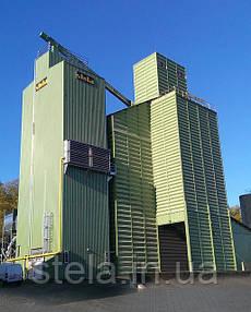 Страна: Франция Тип: MDB-XN 2/17-SB Продукт: кукуруза Производительность: 35т/ч. с 35% до 15%