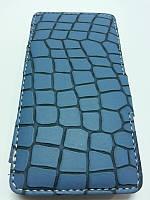 Чехол Evropa книжка для Fly iQ4403 Energie 3 синяя