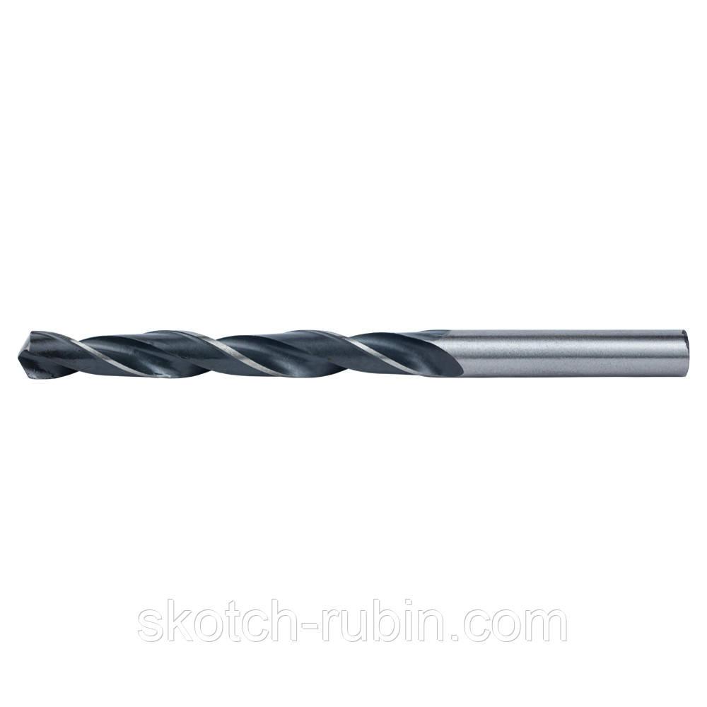 Сверло по металлу hss воронено-полированное 9,7мм Р6М5К5 Sigma (1020971)