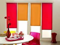 Тканевые ролеты (рулонные шторы) категория ткани 2