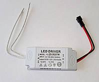 Драйвер для комплектов переоборудования растровых светильников 25-36вт (замена ламп т8 в армстронг)