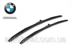 Оригинальный комплект передних щеток стеклоочистителя с 10.2011 BMW X6 (E70, E71, E72) (61610038893)