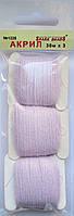 Акрил для вышивки: очень светлый фиолетовый, фото 1