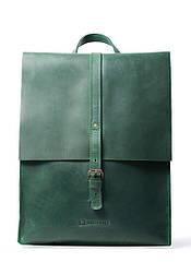 Винтажный рюкзак ручной работы из кожи