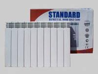 Радіатор біметалічний STANDARD Bimetal BS1-500
