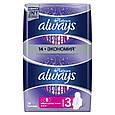 Гигиенические прокладки Always Ultra Platinum Collection Super Plus (Размер 3), 14шт, фото 2
