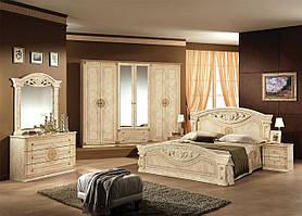 Спальня Рома 4/д + Ламель
